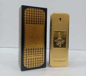 Paco 1 MILLION by Paco Rabanne Men one 3.4 Oz with Box
