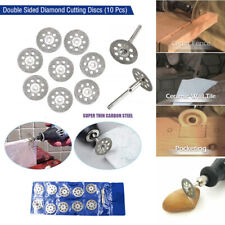 Double Sided Diamond Cutting Discs (10 Pcs) - HOT SALE