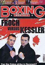 FROCH V KESSLER / PACMANBoxing MonthlyApr2010