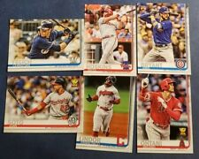 2019 Topps Series 1 Base Veterans Rookies RC 176-350 You Pick From List