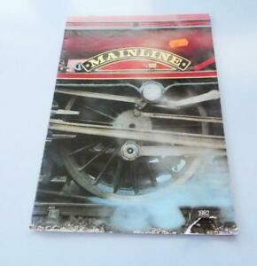 MAINLINE RAILWAY CATALOGUE OO GAUGE FROM 1982 JOTO MODEL SHOP