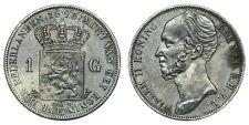 Netherlands - 1 Gulden 1843 - Zeldzaam