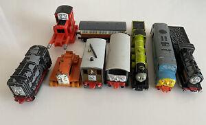 Ertl Thomas The Tank Engine Bundle X 9 Job Lot Including Bear Play Worn