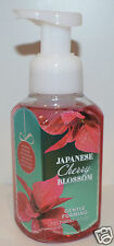 BATH & BODY WORKS JAPANESE CHERRY BLOSSOM GENTLE FOAMING HAND SOAP WASH HOLIDAY