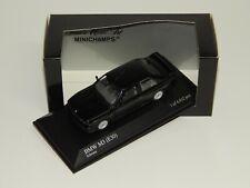 BMW M3 E30 1987 Schwarz von MINICHAMPS 1:43 >>> KK-Modellfahrzeughandel
