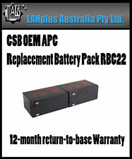 CSB OEM APC Replacement Battery Pack RBC22 SU700RMI2U