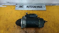 VAUXHALL ASTRA G MK4 ZAFIRA A 2.0 DTI STARTER MOTOR BOSCH 0001109015