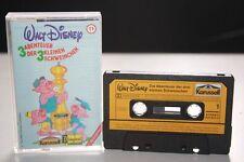 WALT DISNEY 3 ABENTEUER DER 3 KLEINEN SCHWEINCHEN Karussel Disneyland Record MC