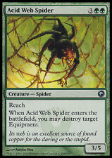 MTG 2x ACID WEB SPIDER - RAGNO DALLA TELA ACIDA - SOM