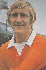 Foto de fútbol > Tommy Hutchison Blackpool 1970s