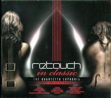 The Quartetto Euphoria – Retouch In Classic (Michael Jackson/Queen/Beatles/) Cd