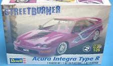Revell 1/25 Acura Integra Type R Plastic Model Kit 85-4311 -4 rim choices in box