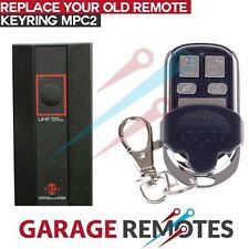 New Garage King RMPC2 Keyring B&D MPC2 Roller Door and Gates Remote Transmitter