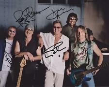 DEEP PURPLE BAND REPRINT AUTOGRAPHED 8X10 SIGNED PICTURE PHOTO COLLECTIBLE RP