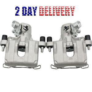 Rear Left & Right Brake Caliper Fits MAZDA 3 2004 - 2009 2.0L 2.3L NEW