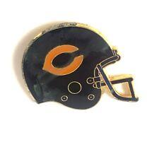 Vintage 1987 Chicago Bears Football Helmet Pin Lapel