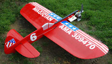 "Model Airplane Plans (UC): Magician 48½"" Stunt for .29-.35 Engine by Jim Silhavy"