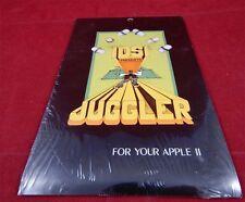 2 Apple: JUGGLER-iDSi 1981 * NEW *