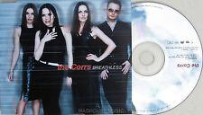 The CORRS CD Breathless inc. 2 Non Album Tracks Head / Judy MINT / UNPLAYED