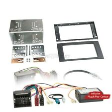 Ford Galaxy 06-07 2-Din Car Radio Installation Set Canbus Adapter FACEPLATE