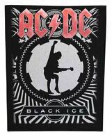 AC/DC ACDC Patch Black Ice Backpatch
