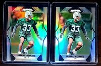 LOT OF 2 2017 Panini Prizm 262 Jamal Adams Rookie RC Silver Seahawks NON AUTO