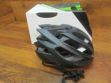 CANNONDALE TERAMO BICYCLE BIKE CYCLING ROAD HELMET -BLACK S/M 52-58CM