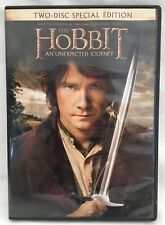 The Hobbit: An Unexpected Journey (DVD, 2013, 2-Disc Set, Special Edition)