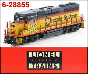Lionel 6-28855 Chessie B&O GP-30 TMCC/RS/Odyssey 2005 C7