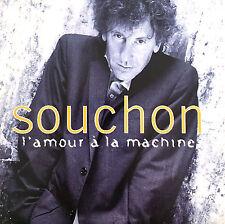Alain Souchon CD Single L'Amour À La Machine - France (VG+/EX+)