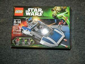 LEGO Star Wars Mandalorian Speeder (75022) UNOPENED BAGS