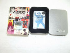 "VTG ZIPPO LIGHTER COLLECTIBLE HARD TO FIND""ELVIS PHOTO""HEAVY PLATE EMBLEM, NEW"