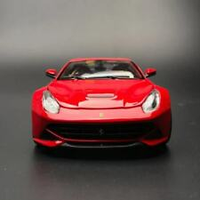 New 1/24 Bburago Ferrari F12 Berlinetta car model door open & Close Red 18-26007