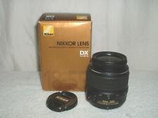 Nikon Nikkor AF-S DX Zoom 18-55mm f/3.5-5.6G ED II Lens