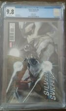 Silver Surfer #9 CGC 9.8 Simone Bianchi 1:25 Incentive Variant Cover Marvel