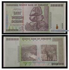 2008 Zimbabwe, 50 Trillion Paper Money, 1 pcs, UNC