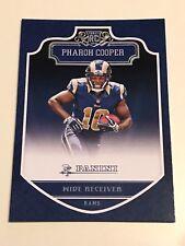 2016 Panini Football Pharoh Cooper RC Los Angeles Rams #288
