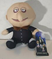 "New 2019 The Addams Family Movie 7"" Uncle Fester Plush MGM Toy Factory Soft"