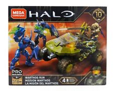 Mega Construx Halo Warthog Run Brand New Set Halo 10 year anniversary