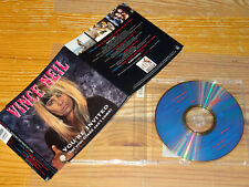 VINCE NEIL - YOU'RE INVITED / 4 TRACK MAXI--CD 1992 (MINT-)