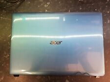 ACER ASPIRE 4752 TOP LID COVER BLUE // B129