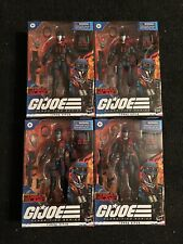 Hasbro GI Joe Classified Series Action Figure - Cobra Viper Lot of 4