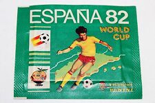 RARE SELTEN: Panini WM WC ESPANA 82 1982 – 1 x TÜTE PACKET BUSTINA SOBRE