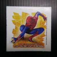 THE AMAZING SPIDERMAN 2012 MARVEL CHARACTERS CLEMENTONI carte puzzle N5973