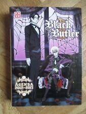 BLACK BUTLER AGENDA 2012-2013