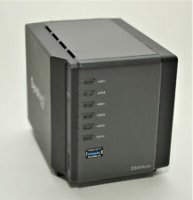 """Synology DS414slim 4-bay 2.5"""" Compact NAS 4TB 4x 1TB WD RED NAS TESTED !!!"""