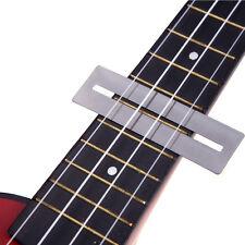 2 un. Protectores De Guitarra Traste Diapasón Diapasón Guardias De Bajos Luthier Herramienta Delgada