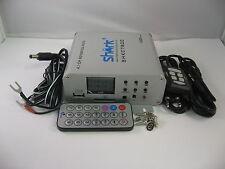 1400 watt 4.1 ch motorcycle amplifier w/ 2 remotes, FM, SD, USB , Bluetooth