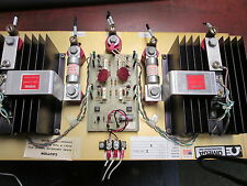 OMEGA Power Controller, SCR73Z-230, 4-20MA, 240VAC, 3Ph, 30A, Used