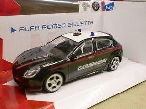 MONDO 1/43 - ALFA ROMEO GIULIETTA CARABINIERI